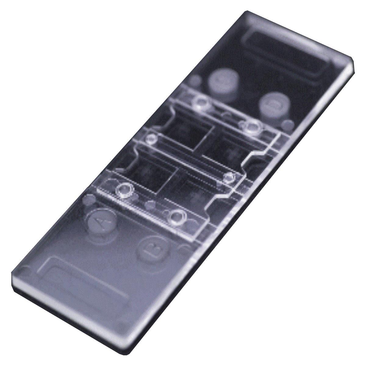 Disposable hemocytometer